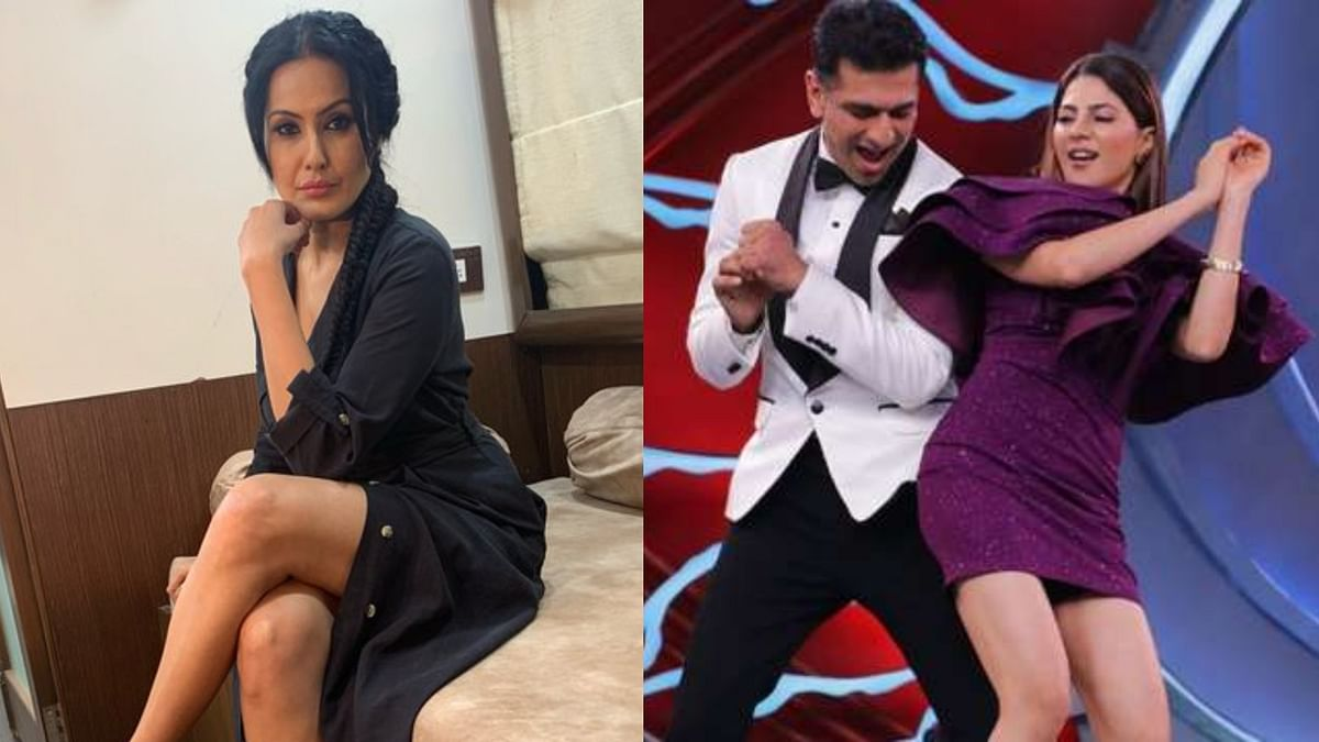 'Pease watch the whole episode': Kamya Punjabi trolled for saying 'Eijaaz Khan made Nikki Tamboli wash his underwear'