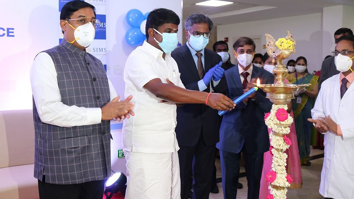 SRM Institutes for Medical Science Hospital launches BOtulinum ToxiN in Dystonia & Spasticity centre in Chennai