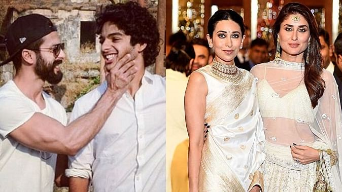Bhai Dooj 2020: From Shahid-Ishaan to Karisma-Kareena, sibling duos that have made it big in Bollywood