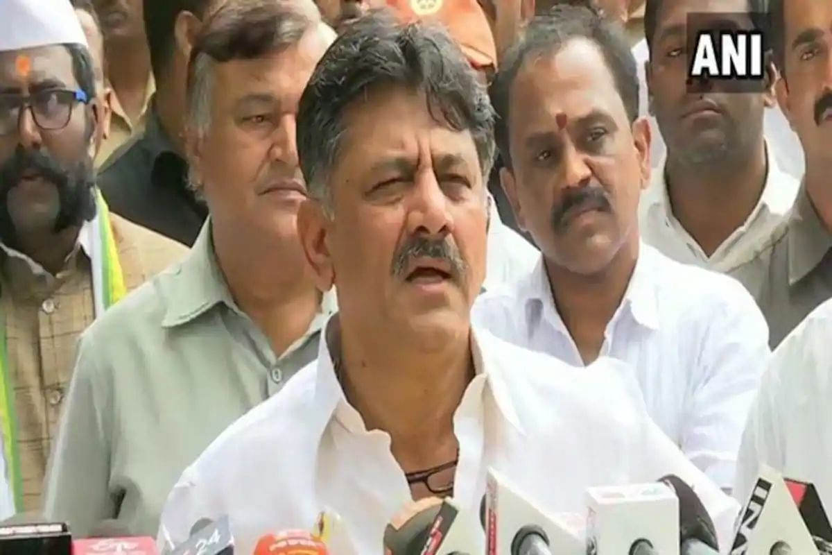 DK Shivakumar summoned by CBI in disproportionate assets case