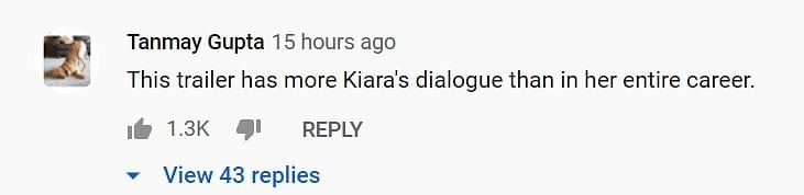 'Kiara has more dialogues than her entire career': 'Indoo Ki Jawani' trailer gets hilarious reactions