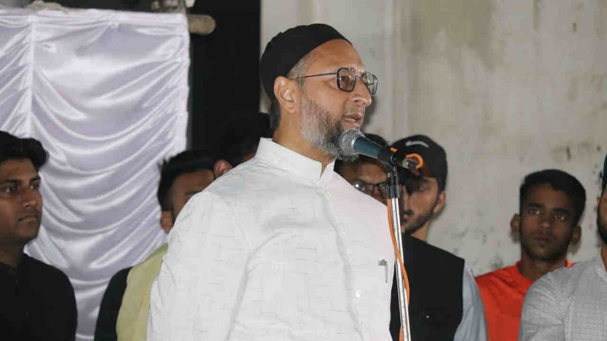 'Only Trump left': Owaisi takes a dig at BJP as Amit Shah heads to Hyderabad to campaign in GHMC polls