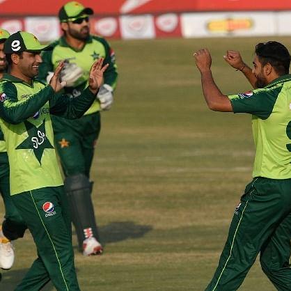 Haider Ali, Babar Azam star as Pakistan seal T20I series against Zimbabwe