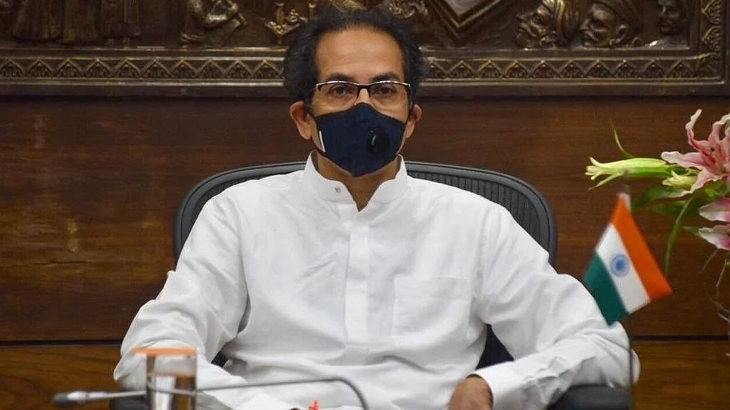 Maharashtra Chief Minister Uddhav Thackeray
