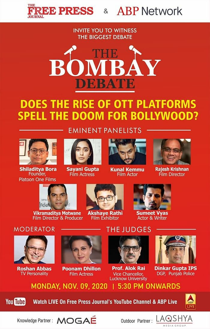 Does the rise of OTT platforms spell doom for Bollywood? Meet panellists on 'The Bombay Debate'