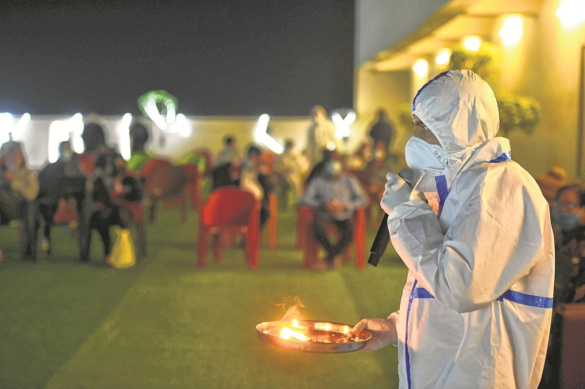 Coronavirus in Indore: City heading towards new peak, fear doctors