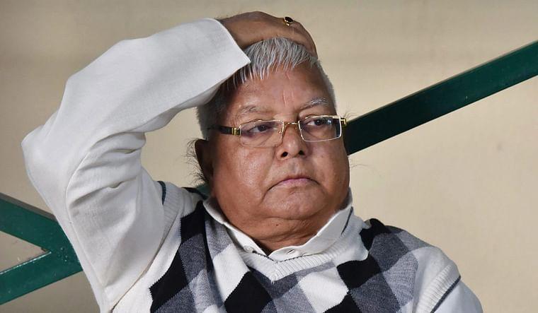RJD president Lalu Prasad (file photo)