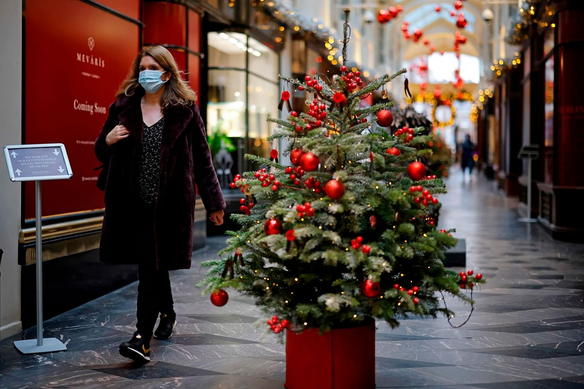 Europe's Xmas message: Better safe than sorry