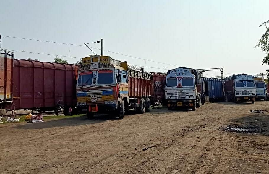 Central Railway registers an increase in freight loading in November