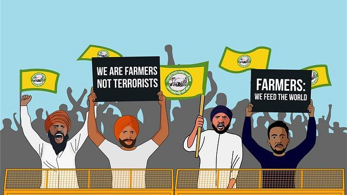 'Farmers, not terrorist':Diljit Dosanjh shows solidarity with protesting farmers, gets hailed by Twitterati