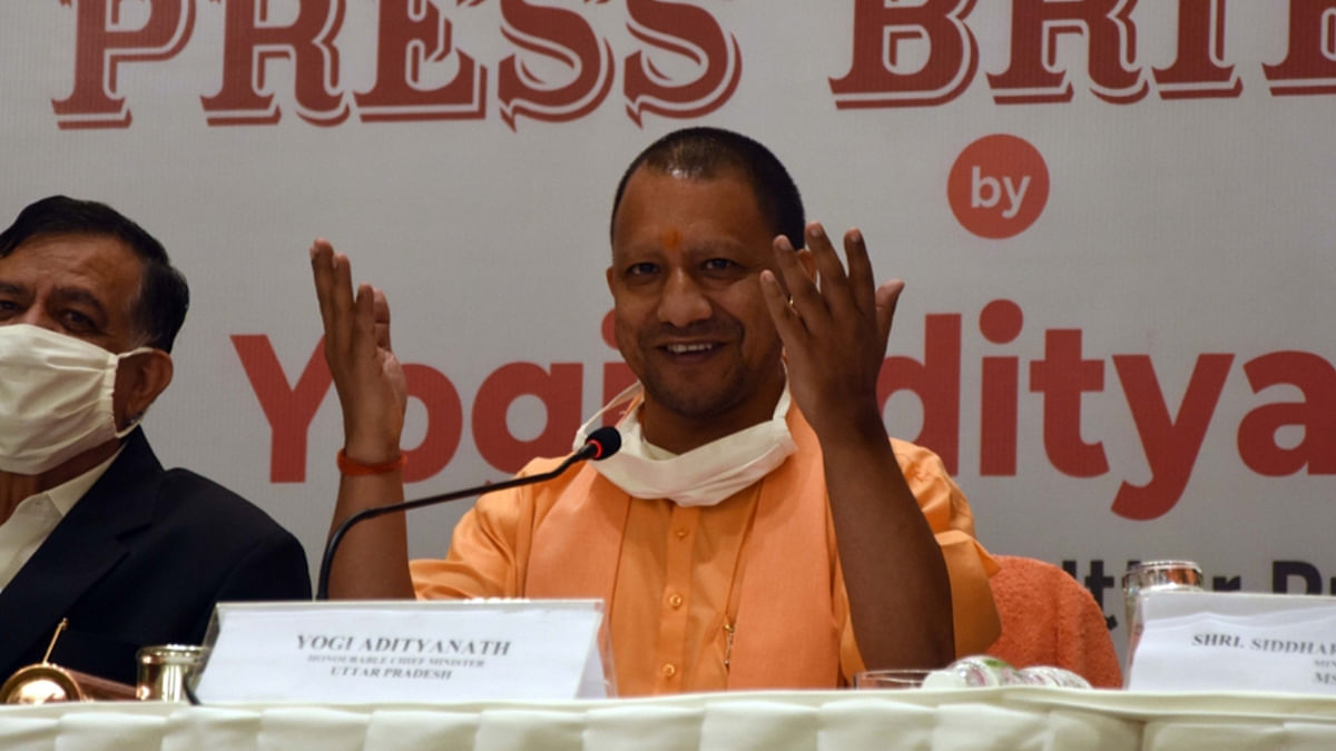 Yogi Adityanath weaves maya jaal, says he is no 'snatcher'
