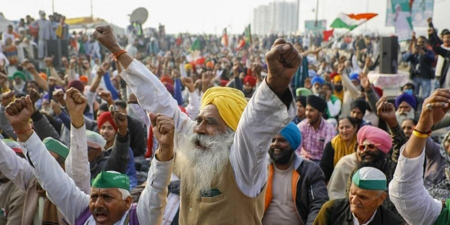 The repeal-or-nothing stance of protesting farmers makes search  for negotiated settlement harder