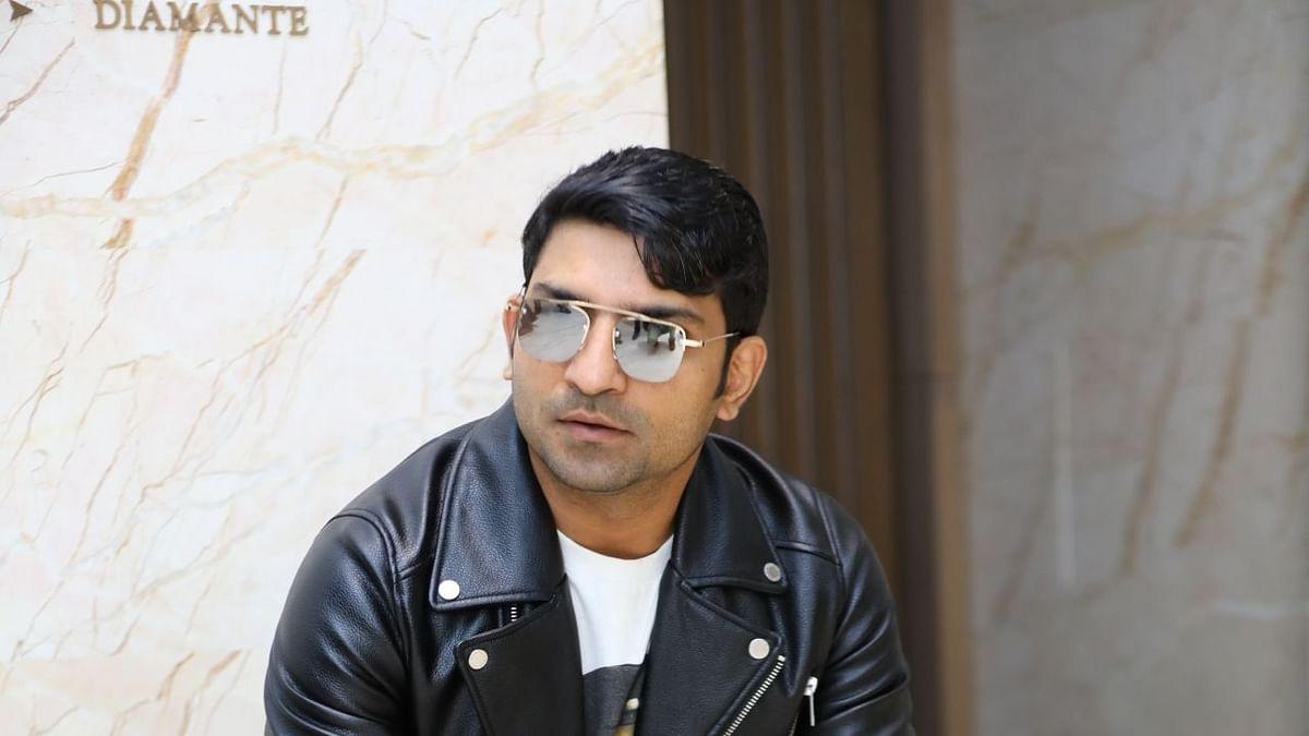 Indore: Actor Jatin Sarna celebrates success of his web show