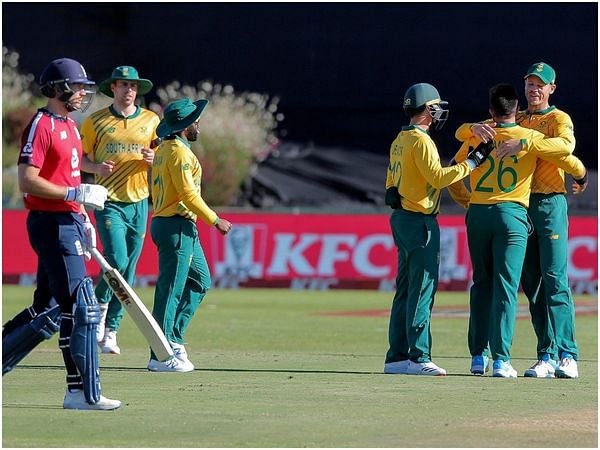 England's tour of South Africa called off after COVID-19 scare