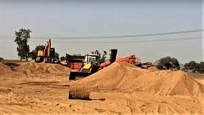 Rare Channakeshava idol found while sand mining in Sakleshpur taluk