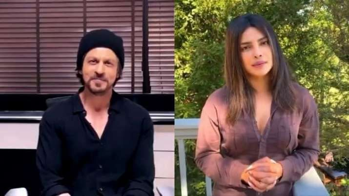 Shah Rukh Khan and Priyanka Chopra also participated in One World: Together At Home