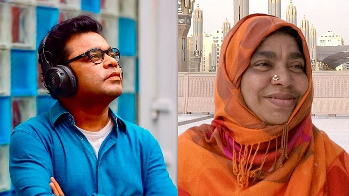 Music composer AR Rahman's mother Kareema Begum passes away