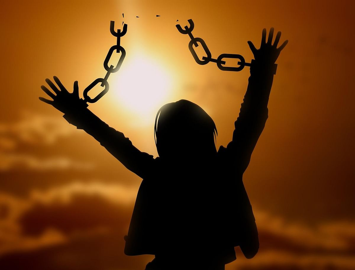 Guiding Light: Real freedom is freedom from sorrows