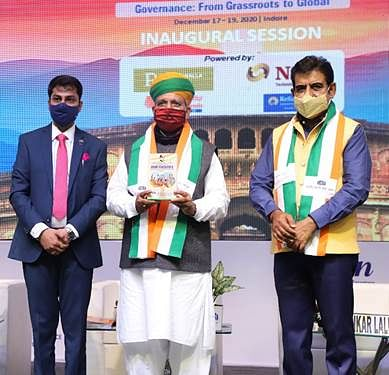 Minister Arjun Ram Meghwal inaugurates ICSI's 48th National Convention of Company Secretaries