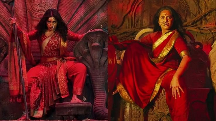'Durgamati' review: Poorly adapted horror-thriller that fails to match up to the original 'Bhaagamathie'
