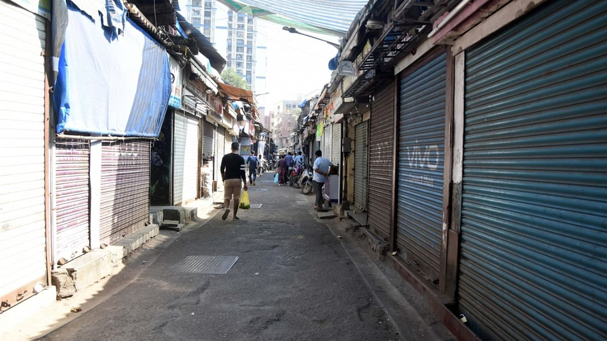COVID-19: Shops, commercial establishments shut in Solapur on weekends amid rising cases