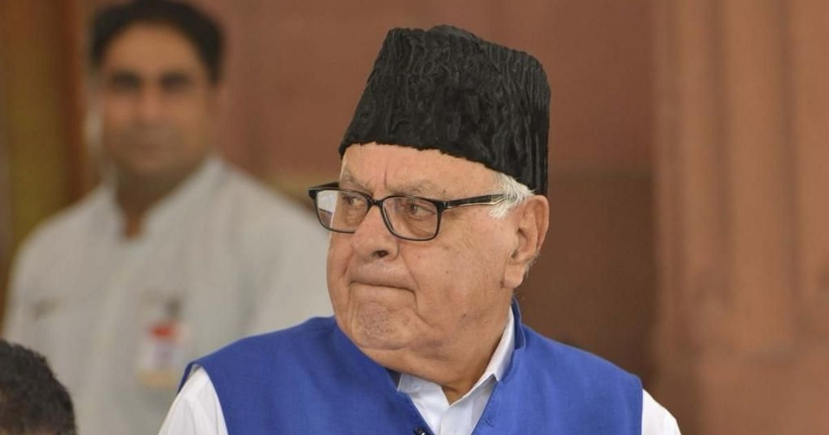 ED attaches assets worth Rs 12 cr of former J&K CM Farooq Abdullah in money laundering case