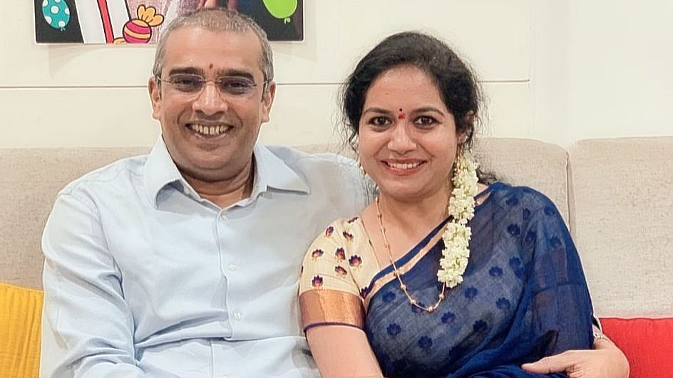 Telugu singer Sunitha, 42, to marry for the second time with close friend Ram