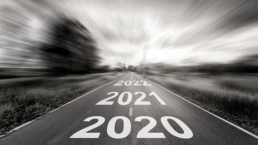 "Forget 2020. What is my single word for 2021? ""Normalcy""?"