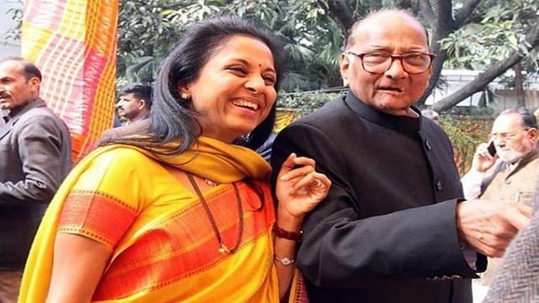 Supriya not in race for CM post: Sharad Pawar