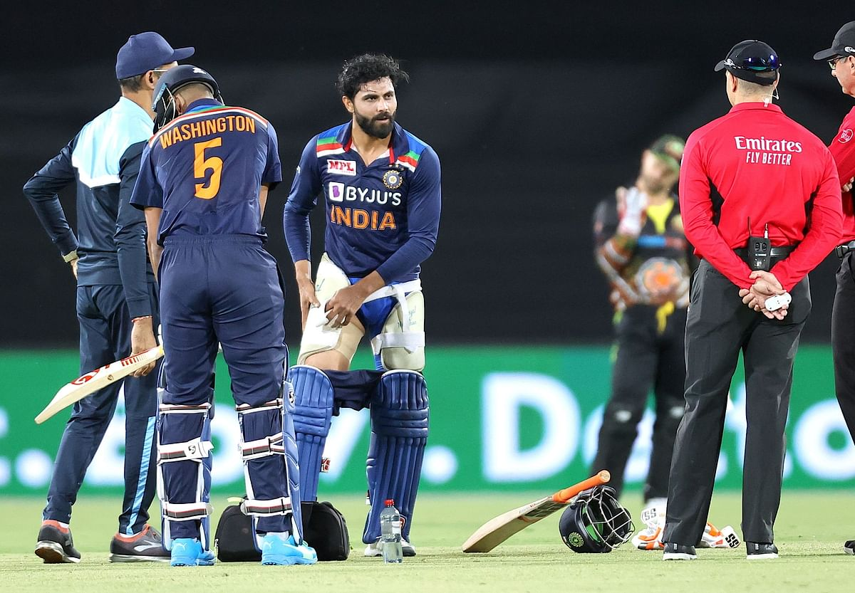IND vs AUS: 'Concussed' Jadeja ruled out of remainder of T20I series, Shardul Thakur named replacement