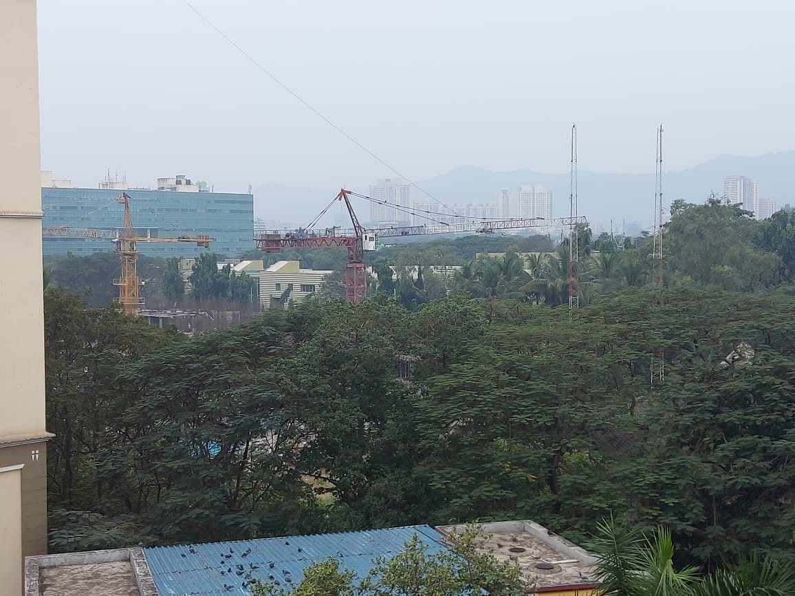 Mumbai: Parts of the city, Thane, Palghar, Raigad receive light showers; check photos