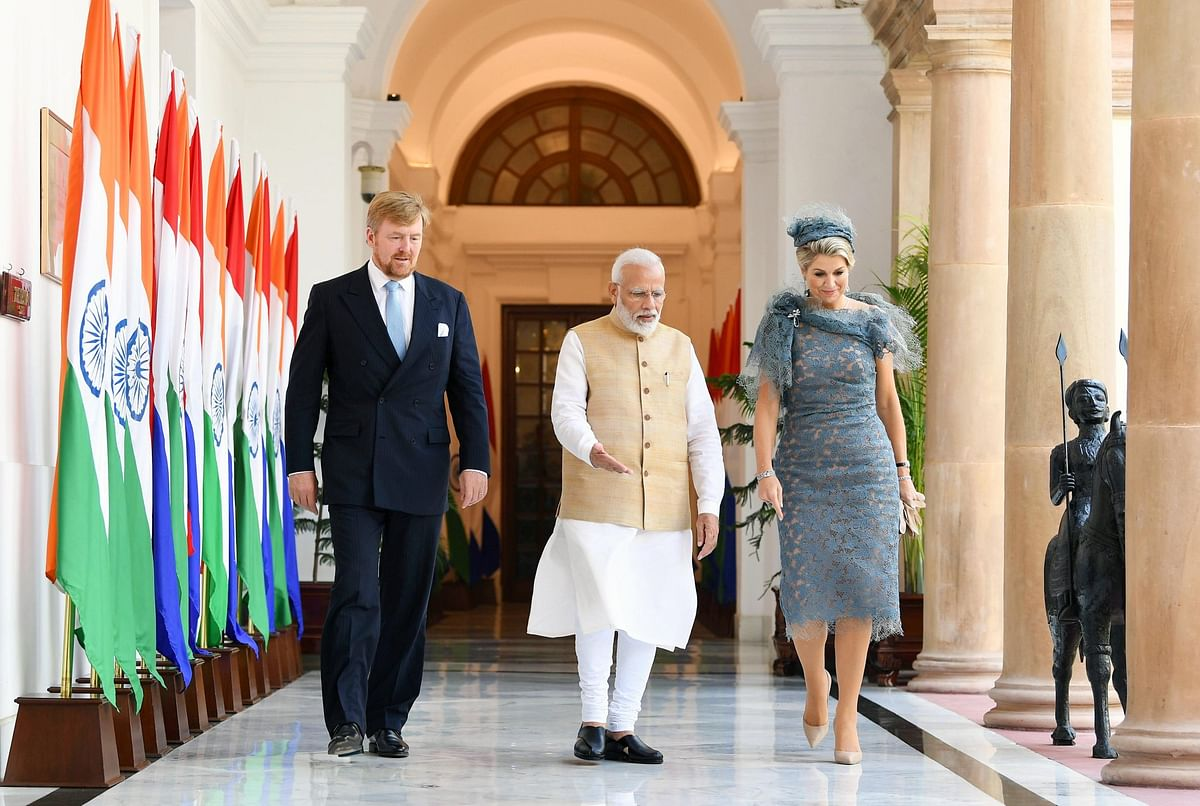 Financing India: Netherlands among India's top 5 FDI investors; India still a priority