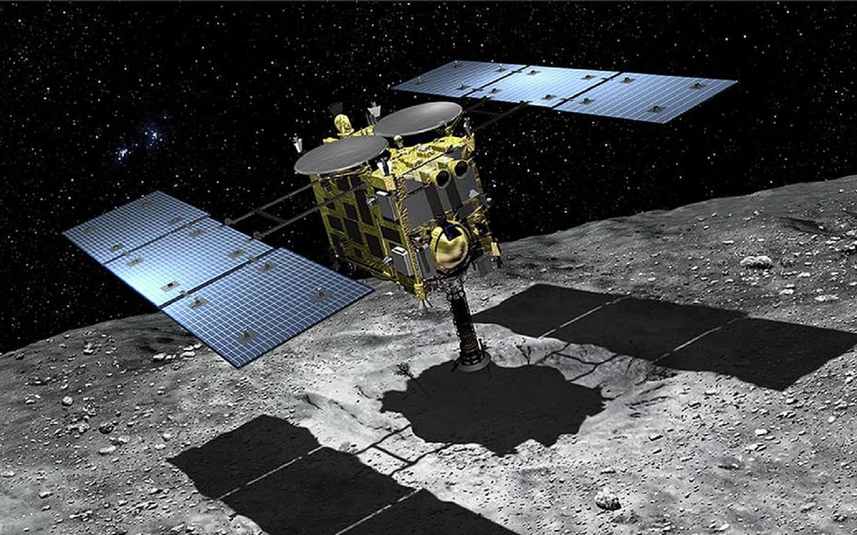 Mission accomplished: Japanese space capsule, Hayabusa2 carrying asteroid samples lands in Australia