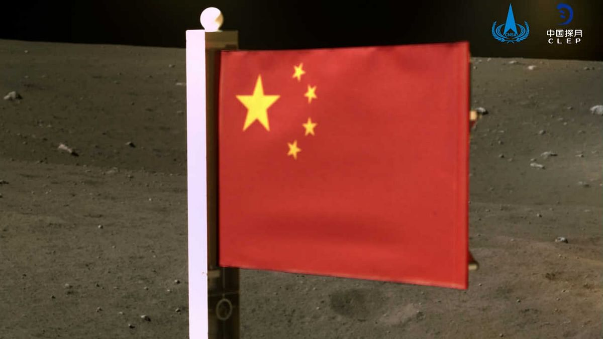 Chang'e 5 Lunar Mission: After US, China becomes second nation to plant flag on moon