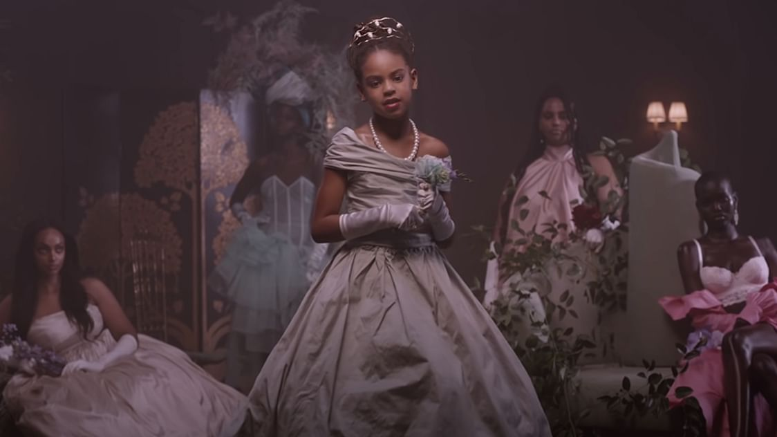 Beyonce's 8-year-old daughter Blue Ivy scores a Grammy nomination for 'Brown Skin Girl'