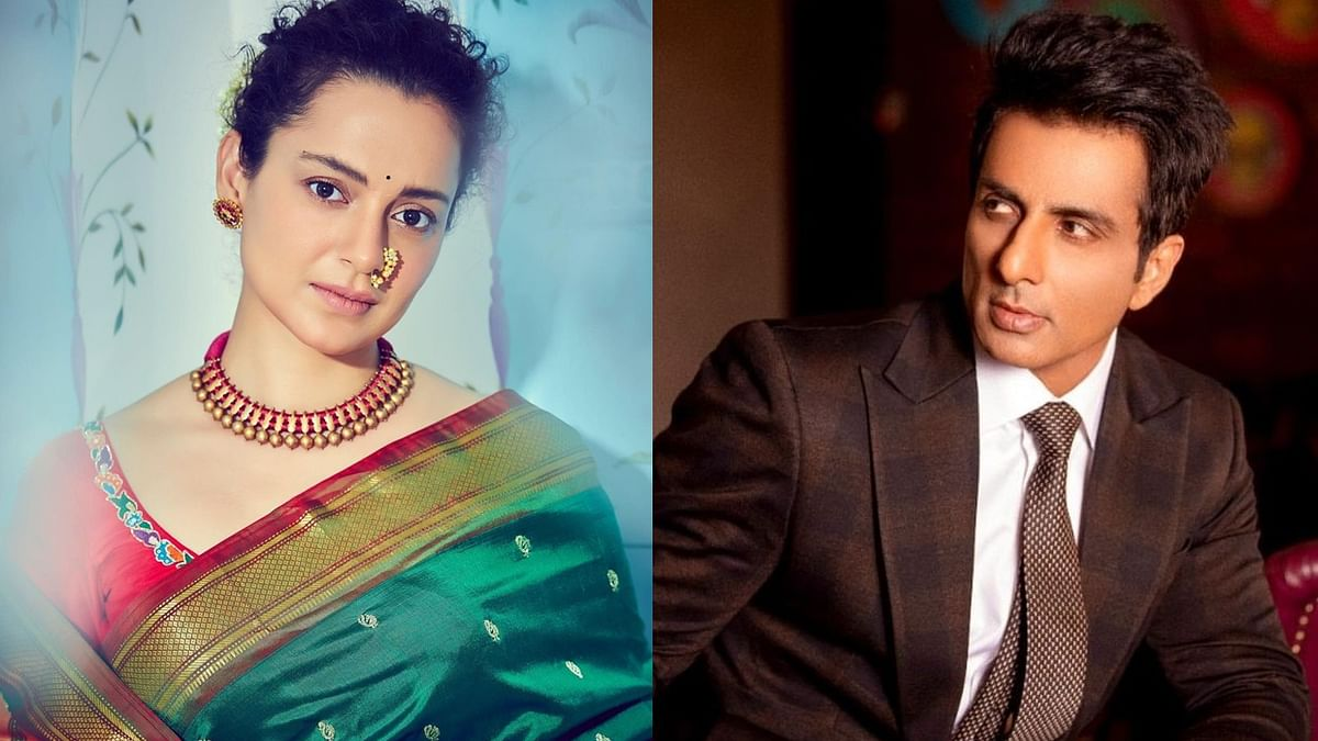 Sonu Sood's indirect jibe at Kangana Ranaut: 'Was upset seeing our own people speak against film industry'