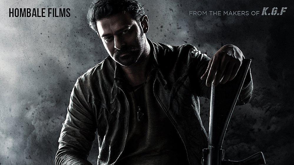 It's Official! Prabhas to unleash his dark side in Prashanth Neel's underworld action thriller 'Salaar'