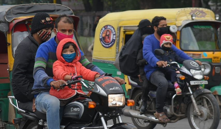 Madhya Pradesh: Despite nominal relief from bone-chilling cold in state, Pachmarhi shivered with minimum temperature dipping to 3 degrees Celsius