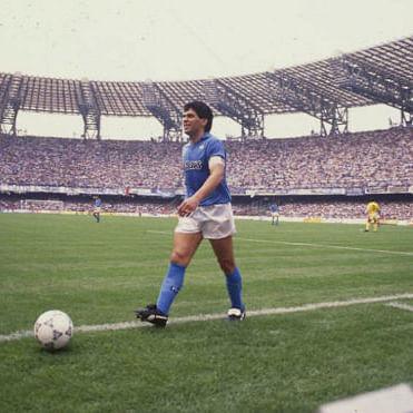 Napoli renames Stadio San Paolo to 'Stadio Diego Armando Maradona' as tribute to Argentine legend