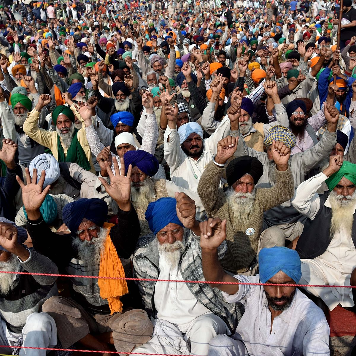 Govt to meet farmers for round 2 talks today as protests enter eighth day
