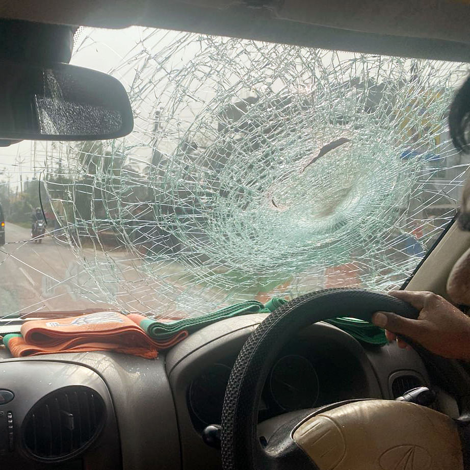 Home Ministry summons West Bengal chief secy, DGP after BJP chief's convoy attack