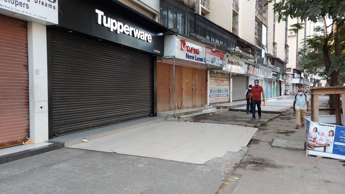 Shops closed in MBMC/ File