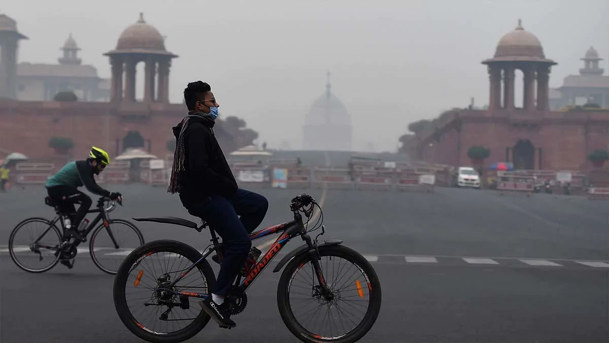'Cold wave' in North India: Temperature to rise by 2-3 degrees Celsius in next 48 hours, predicts IMD