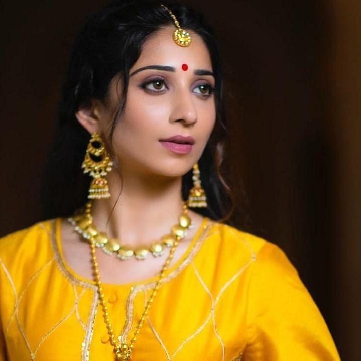 Vrushika Mehta aka Dr. Riddhima bids adieu to 'Yeh Rishta Kya Kehlata Hai'