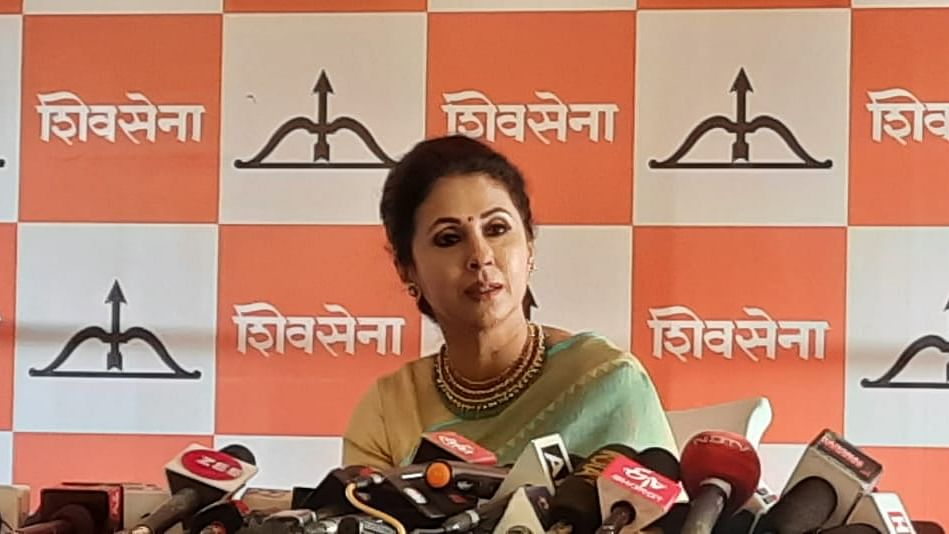 Urmila Matondkar slams 'Godi media' for claiming she bought property worth Rs 3 crore after joining Shiv Sena