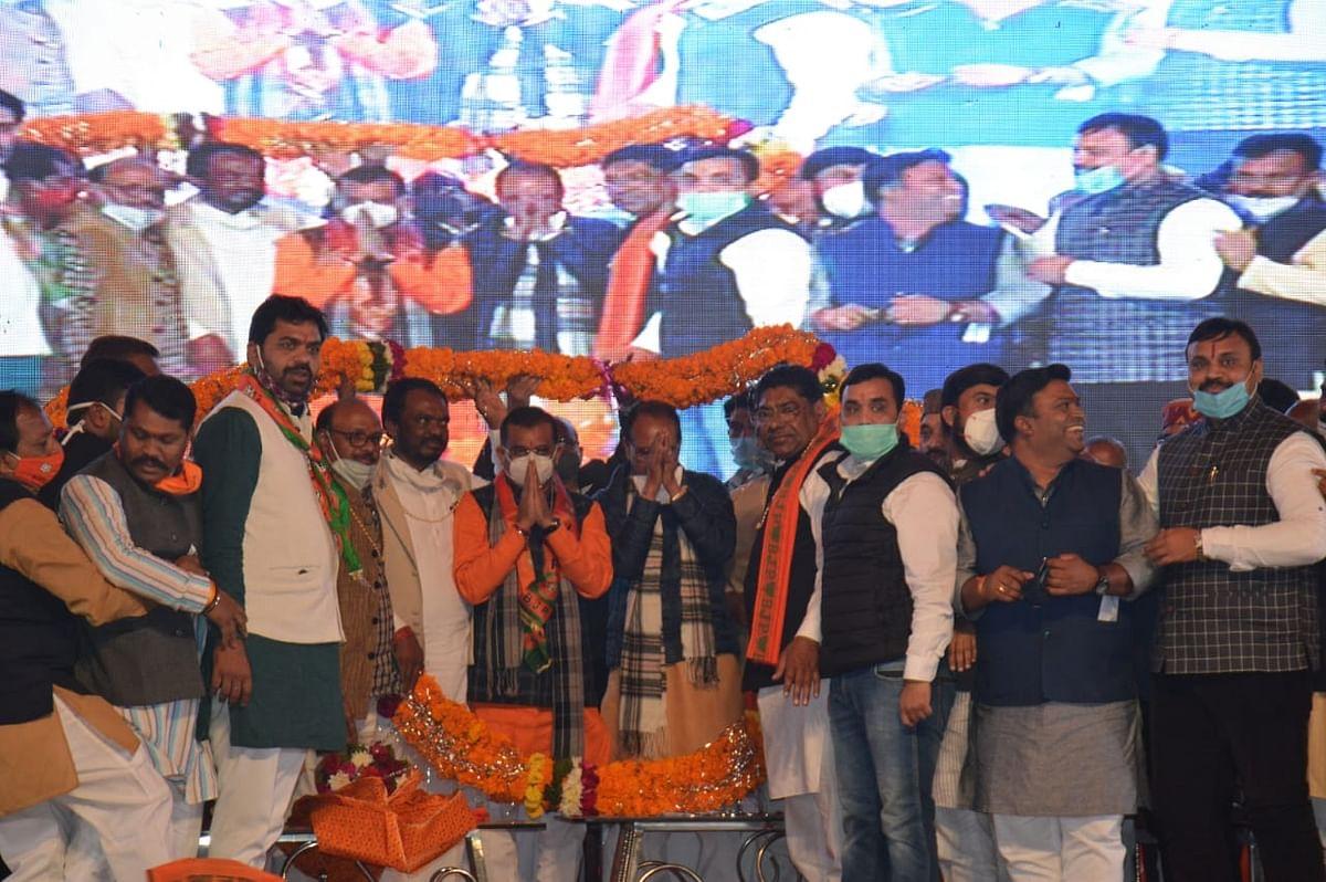 Madhya Pradesh: Kamal Nath & Diggvijaya Singh should atone for sins by observing fast,says Chief Minister Shivraj Singh Chouhan