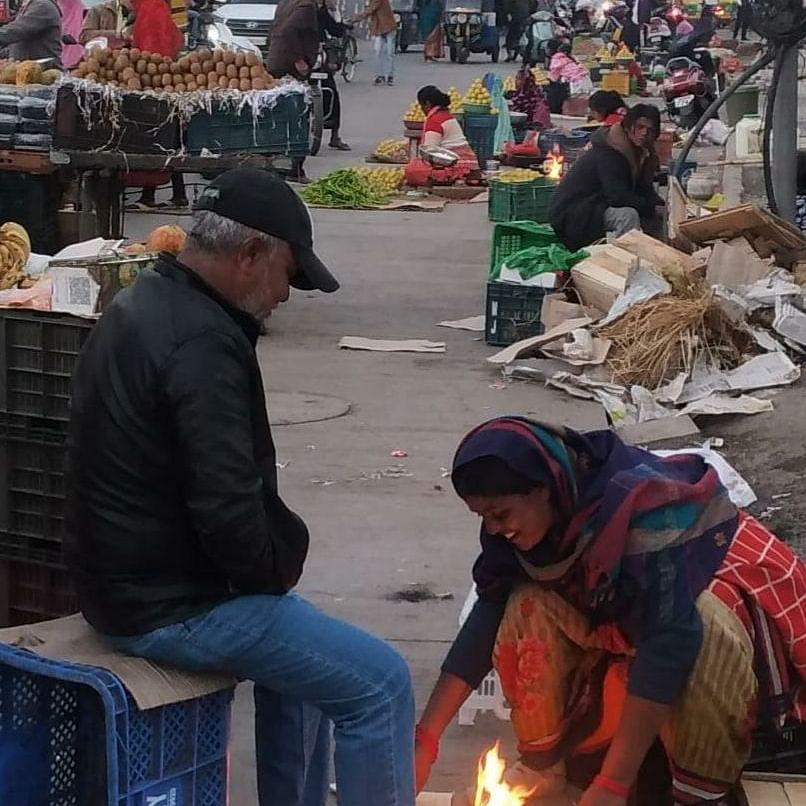 Indore: On your merc: Temp nosedives, drops 7 degrees Celsius