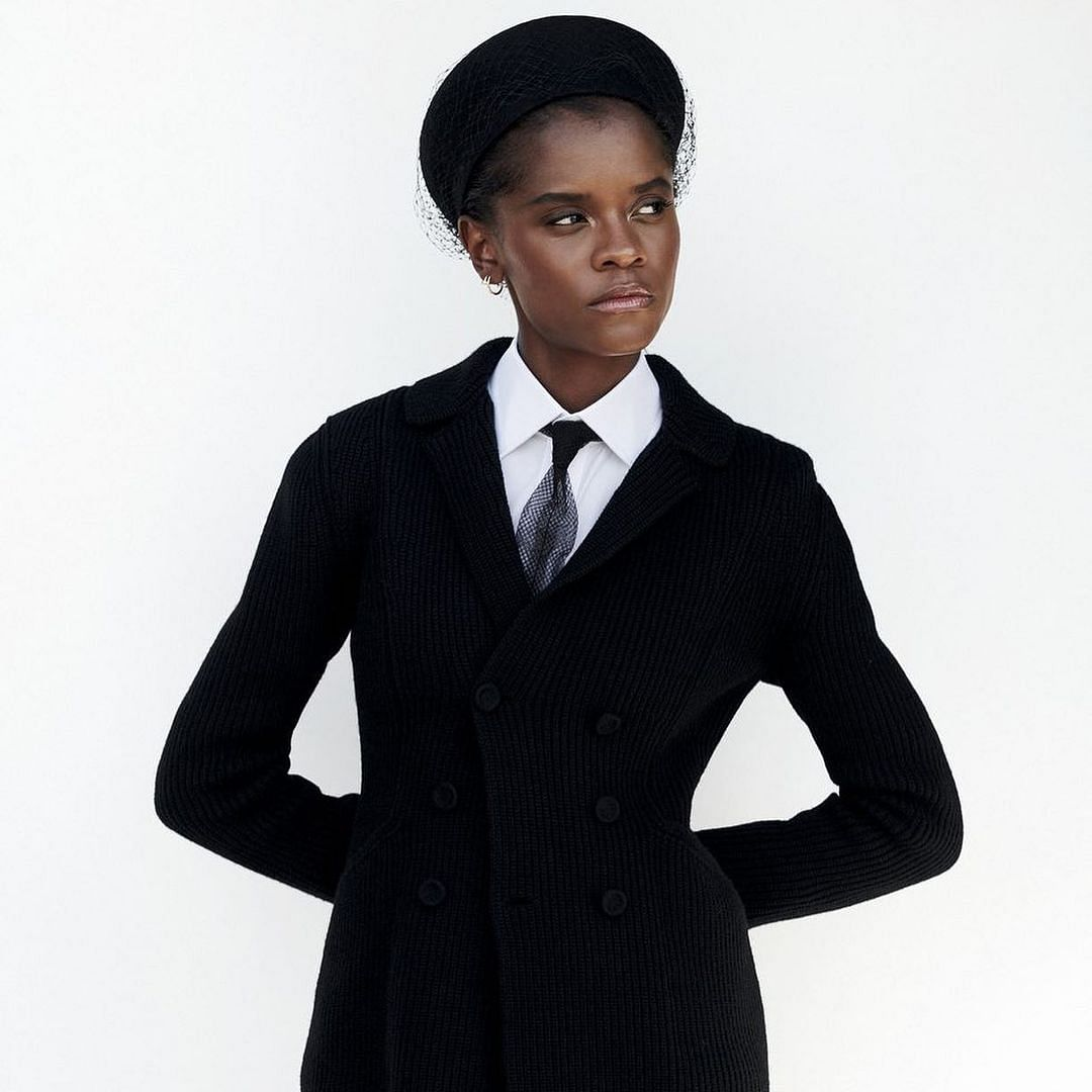 'Black Panther' actor Letitia Wright receives backlash over COVID-19  vaccine comments