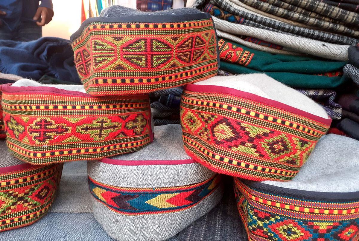 Himachali (Kullu) caps