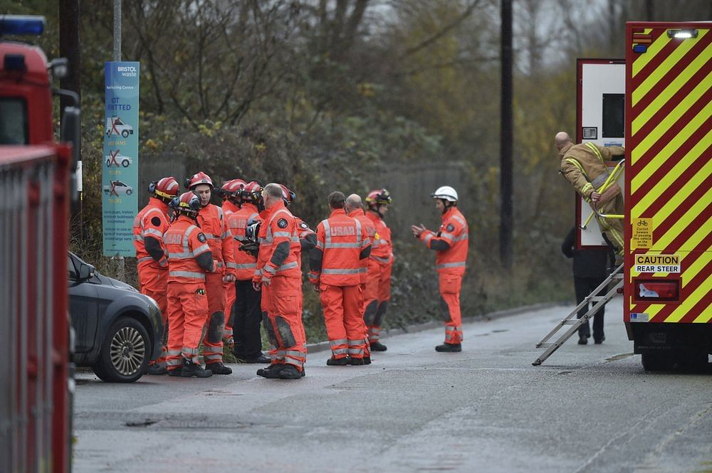 UK: Multiple casualties after waste water works explosion